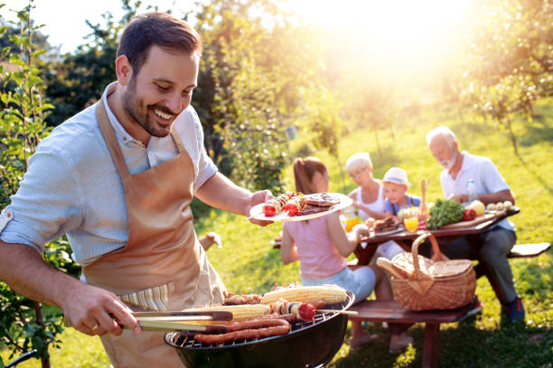 Reconnect with friends and family over a plate of barbeque favorites